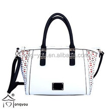 wholesale beautiful popular lady leather bag models and prices