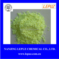 Fibre used fluorescent whitening agent OB