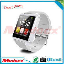 New trend design touch screen china elegance hand smart watch phone hot wholesale