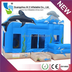 New Design Giant Inflatable Inflatable Jumping Castle For Sale