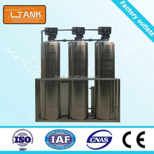 Automatic Water Softening Strong Thickness Stainless Steel Water Softener