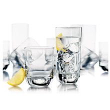 High quality water tumbler glass