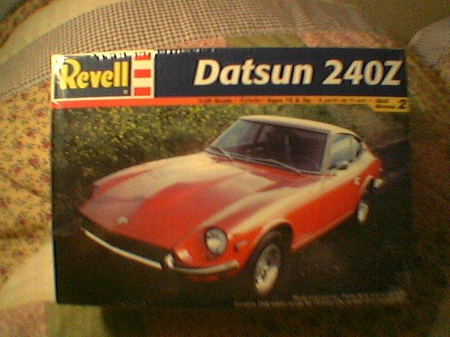 DATSUN 240Z MODEL KIT