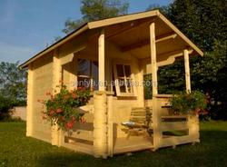 2015 new design SY-G060 wood kit home