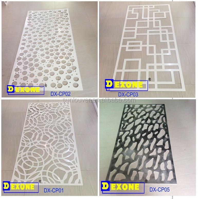 Decorative Wall Panels In Metal Aluminum - Buy Decorative Wall Panels ...