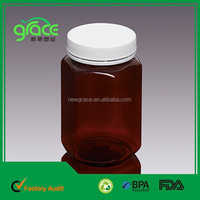 FD-6 Plastic Amber Plastic Bottle Supplier China white TE cap clear or amber bottle