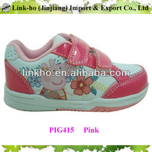 popular cartoon skate shoes for child