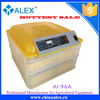 Best price high hatching rate egg incubator for promotion AI-96A