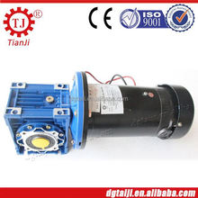 worm reducer small gear dc motor 12v with gearbox,dc motor