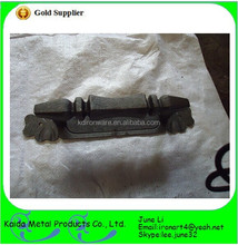 casting iron hand forged iron pull handle
