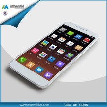 6 inch big touch screen mobile phone 2 Sim card quad core MTK8382, 960*540pixel IPS panel,0.3MP+5.0MP camera,3G/GPS/Bluetooth