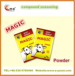 10g HALAL mixed seasoning powder chicken/beef/shrimp flavor