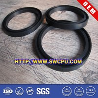 High pressure oil seals with custom size