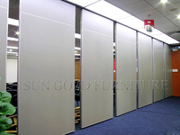 Modern Cheap Price High Quality Movable Operable Partition Wall(SZ-WS509)