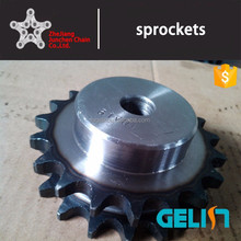 C3B9N duplex speed ratio roller chain double drive sprockets