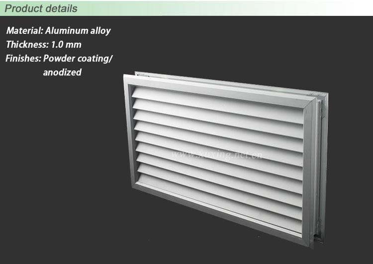 Wholesale Auto Air Conditioning Vents Metal Door Vents For Interior Doors