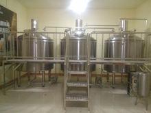 500l 800l 1000l mini beer brewery 100 liter steel beer fermenting