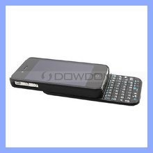 Wholesale Sliding Bluetooth Keyboard for iPhone 4 4S