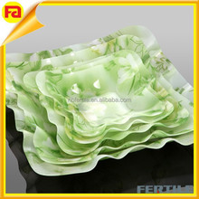 plastic serving tray,acrylic colorful tray wholesale