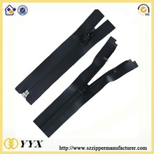 100% water resistant nylon waterproof zipper for tent