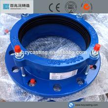 ductile iron epoxy resin coated flange adapter China Manufacturer flange adapter