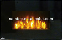 Luxury Wall Mount LED Electric Fireplace