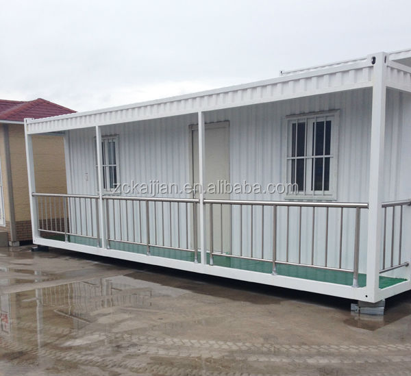 Prefab Modular Guest House Prefabricated Container Homes