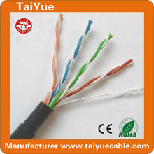 High Quality Waterproof UTP CAT 5e Outdoor Cable