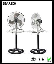 Potente de alta calidad de motor del ventilador del ventilador, industrail ventilador eléctrico, ventilador industrial