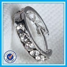 alibaba cz ingrosso orecchini di diamanti orecchini in platino mens