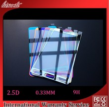 Cool 9H Explosion-proof colorful mirror electroplating Tempered Glass Film Screen Protector For Samsung S4 i9500