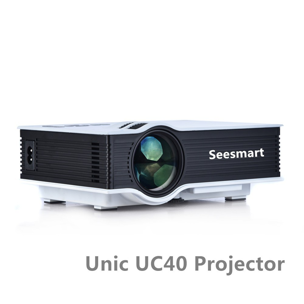 2015 newest portable projector 800 480 1080p support for Beamer portable