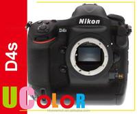 Genuine New Nikon D4s Digital SLR DSLR Camera Body D 4 s Full Frame DSLR