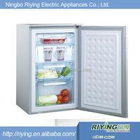 mini freezer used SILVER WHITE