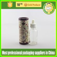 Personal Care Industrial Use and Essential Oil Use amber glass bottle