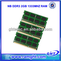 wholesale computer parts for sale full compatible ram memory tablet 2gb ddr3