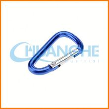 Fashion High Quality promotional carabiner keychain