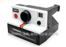 Polaroid Carbon One Mini Digital Toys Camera Lomo Style SX70 636 White Color