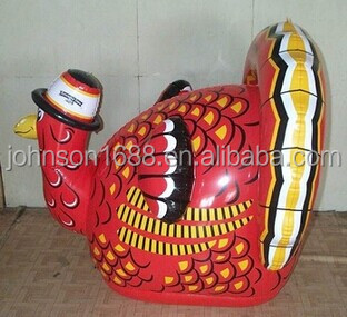 wholesale inflatable turkey for sale christmas inflatable toys baby toys