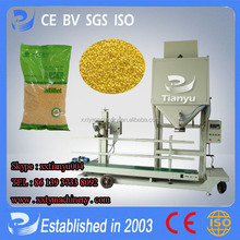 Tianyu newly design LCS movable weighing and packing machine for cement With high performance