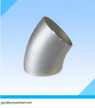 Stainless Steel Pipe Fitting Cold forged Elbow