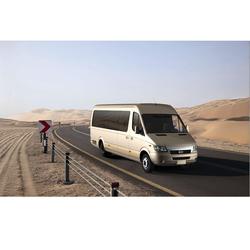 25 Seat Passenger Van ; Seats Customized Available