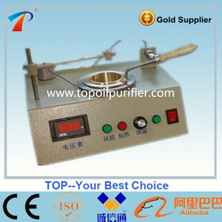 Digital Open Cup Flash Point Tester/Petroleum Products Flash Point And Fire Point Tester
