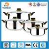 555 Stainless Steel Stock Pot/Cookware Sets/Non-stick cookware