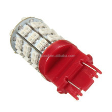 60 SMD Auto LED Red Rear Turn Signal Light Stop Turn Signal Bulb