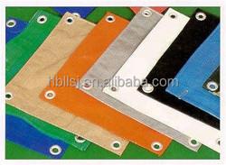 100 polyester fire retardant tarpaulins