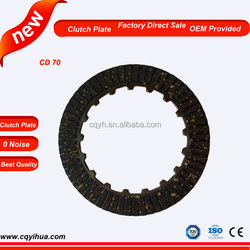 sale motorcycle 70cc dry clutch and oem provided