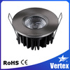 Wholesales product patent design 8W recessed IP44 waterproof led ceiling light