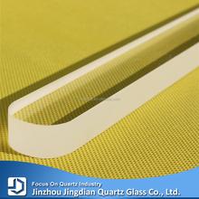 Customized optical glass lens