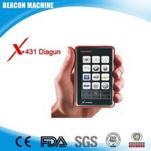 Con mejor actualización lanzamiento X431 Diagun software Multi-language X431 Diagun II con buen precio
